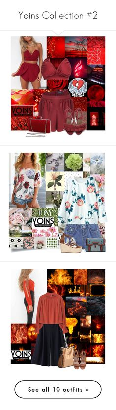 """""""Yoins Collection #2"""" by cheyenne-muter ❤ liked on Polyvore featuring Garland Rug, Dirty Pretty Things, Dolce&Gabbana, Chelsea Flower, Merola, floral, sponsored, yoins, yoinscollection and loveyoins"""