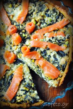 299 Savory Snacks, Greek Recipes, Vegetable Pizza, Sandwiches, Appetizers, Vegetables, Food, Pies, Appetizer