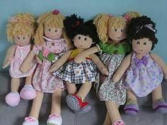 Dolls!! #diy #handmade