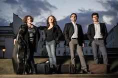 CMUSE Artists of the week: Alliance Quartett Wien – Austria     The Quartet was founded in 2008 by four young musicians with different national backgrounds. You can check out their profile here: http://cmuse.org/artist_profiles/89/alliance_quartett_wien