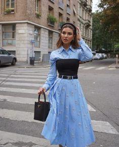 Fashion 2020, Look Fashion, Hijab Fashion, Girl Fashion, Fashion Dresses, Preppy Fashion, Berlin Fashion, Fashion Deals, Fashion Clothes