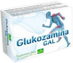 GLUKOZAMINA GAL // Uzupełnienie diety w glukozaminę, która jest jednym ze składników proteoglikanów, budujących tkankę łączną.Glukozamina podtrzymuje prawidłową funkcję chrząstki stawowej i odżywia ją. Zalecana szczególnie osobom starszym, kobietom po menopauzie, osobom nadmiernie obciążającym stawy, m.in. z nadwagą lub podczas intensywnego wysiłku fizycznego, a także podczas rekonwalescencji po kontuzjach. http://www.gal.com.pl/produkty/suplementy-diety/glukozamina-gal.html