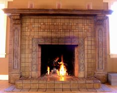 60 best arts and crafts fireplaces images art craft art crafts rh pinterest com arts and crafts fireplaces images arts and crafts fireplace screen