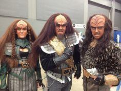 Image result for klingon costume