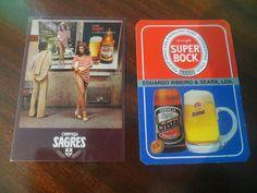 Sonho Antigo: calendários publicitários cerveja