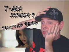 T-ARA [티아라] - NUMBER NINE [넘버나인] (Number 9) #Kpop MV Reaction (뮤직비디오)(리액션)