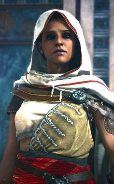 Aya of Alexandria | Amunet | Assassin's Creed Origins | Ancient Egypt