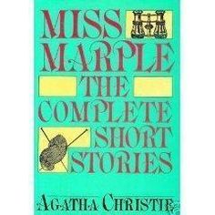 """Miss Marple the Complete Short Stories"" av Agatha Christie"