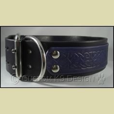 """The """"MacGregor"""" Wide Celtic Dog Collar Leather Dog Collars, Animals And Pets, Celtic, Dogs, Accessories, Fashion, Pets, Moda, Fashion Styles"""