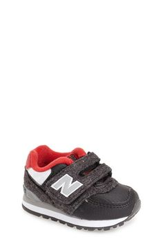New Balance - Deep Freeze' Sneaker (Baby, Walker & Toddler) Cute Baby Shoes, Baby Swag, Nordstrom, New Balance 574, Baby Sneakers, Beautiful Shoes, Cute Babies, Color Pop, Kids Outfits