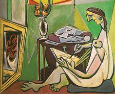 Picasso Donna che legge 1935