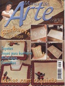 Crochet diversos patrones:Increible 30 revistas más gratis
