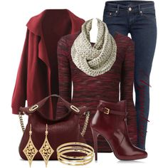 """""""CHILLY MORNING"""" by arjanadesign on Polyvore"""