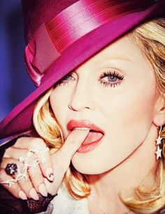 """Forbes: """"Madonna is the wealthiest musician."""" Forbes list of America's Richest Self-Made Women, which appeared in the June 2015 issue of FORBES magazine. She's the wealthiest musician on the. Madonna 2015, Madonna Now, Madonna Music, Divas Pop, Madonna Pictures, La Madone, Ellen Von Unwerth, Cosmopolitan Magazine, Eye Of Horus"""