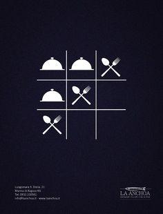 Campagna pubblicitaria La ANCHOA - Advertising Layout Magazine #advertising #magazine #layout #graphic #design #inspiration #campain #pubblicità #media #creative #ideas #photograpy  www.euromanagement.it