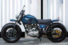 Decor - Just another WordPress site Suzuki Van Van, Custom Vans, Motorbikes, Motorcycle, Cool Stuff, Vehicles, Scrambler, Cars, Autos