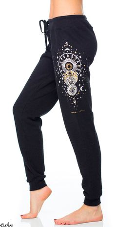 Cozy up the best way possible with these Spiritual Gangster sweatpants. Shop now at www.evolvefitwear.com.