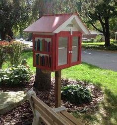 Little Free Library #39819 Windsor, ON