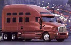 The Kenworth Grand Dominator! The ultimate SUV Adds extra high roof/cathedral ceilings, power expandable sides, full lavatory, four cell-phones, white leather interior with lambswool carpets, TV/VCR/Nintendo 64, Sony DSS satellite, beer cooler, and a permanent cellular link to the internet.