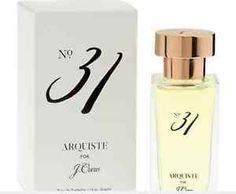 New in SEALED Box Arquiste for J Crew No 31 Eau de Toilette 1 7 FL oz Perfume | eBay