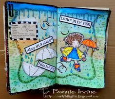 Eclectic Paperie: Let a Smile Be Your Umbrella