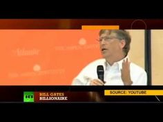 Bill Gates Depopulation Plans Caught On Camera | InvestmentWatch
