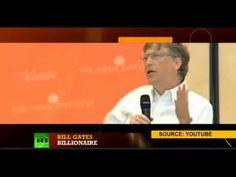 "'Philanthropist' Bill Gates Openly Admits Support For ""Death Panels"" And Depopulation | True Activist"