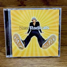 New Radicals Cd maybe you& been brain washed too 12 tracks CD music songs Cd Music, Music Songs, New Radicals, Cds For Sale, My Ebay, Brain, Studio, Artist, Shop
