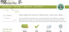 Starbucks - The Top 10 Best Social Media Marketing Campaigns Of All Time