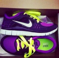 Zapas Nike purpple
