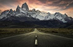 Monte Fitz Roy, Argentina by Jimmy Mcintyre