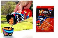 90s food | 90s snack | 3D Doritos!  Anyone else beside me want to see these babies make a comeback!???