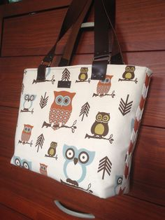 The Totes Ma Tote Bag Pattern - Emmaline Bags: Sewing Patterns and Purse Supplies