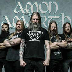 Swedish death metal. If you don't know em. Highly recommend them.