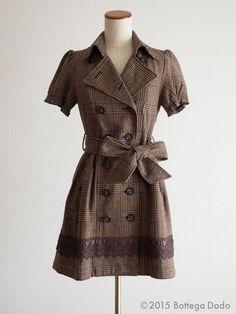Liz Lisa, Shirt Dress, Coat, Jackets, Shirts, Dresses, Fashion, Down Jackets, Vestidos