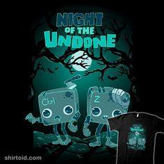 Ctrl Plus Zombies | Shirtoid #computerkeyboard #ctrlz #horror #ricolaa #zombie #zombies
