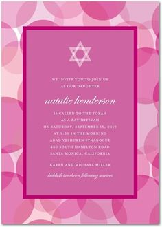 142 best unique bat mitzvah invitations images bar mitzvah bat