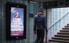 A Paris, Netflix affiche 50 conseils pour vous aider à contourner la loi