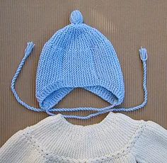 tutorial para hacer gorrito bebé estilo peruano a dos agujas d42734c8418