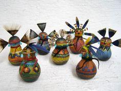 Prehistoric Kachinas