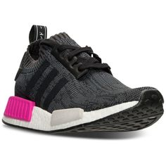 adidas Women\u0027s Nmd XR1 Primeknit Casual Sneakers from Finish Line ($170) ?  liked on