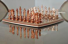 Jogo de xadrez inovador                                                                                                                                                                                 Mais