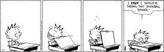 Calvin and Hobbes Comic Strip December 07 2015 on GoComics.com
