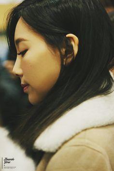 Thank You - 150114 김포공항 출국