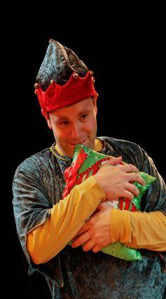 jason parrish in 2012s production of the santaland diaries david sedaris diaries - David Sedaris Christmas