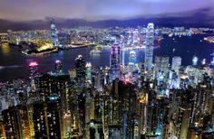 Daredevils Climb Hong Kong Skyscraper, Hijack Billboard: Watch