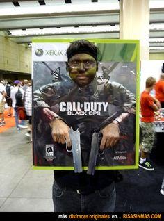 Disfraces originales: Call of Duty.