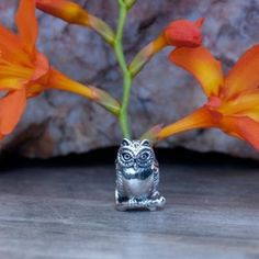 Night Owl - redbalifrog Beads
