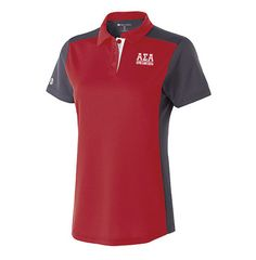 Alpha Sigma Alpha Division Polo from GreekGear.com