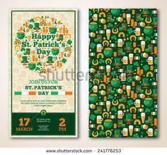 Saint Patrick Vecteurs de stock et clip-Art vectoriel | Shutterstock